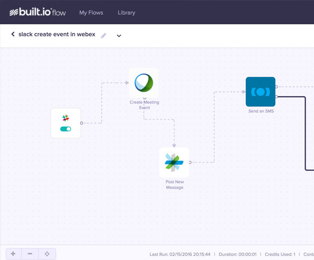 Built.io Releases New Functionality to its Flow iPaaS Integration Solution