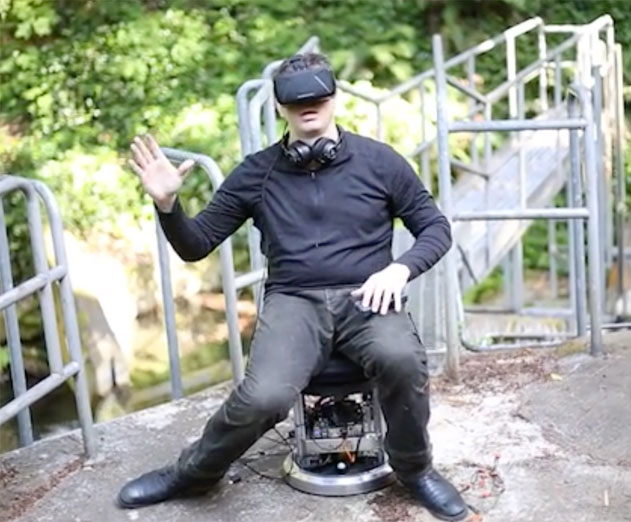 Praevidi Launches VR Turris Seat Offers 360 Degree Experience
