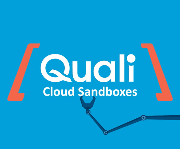 A discussion on cloud sandboxes with Quali&#039s CMO Shashi Kiran