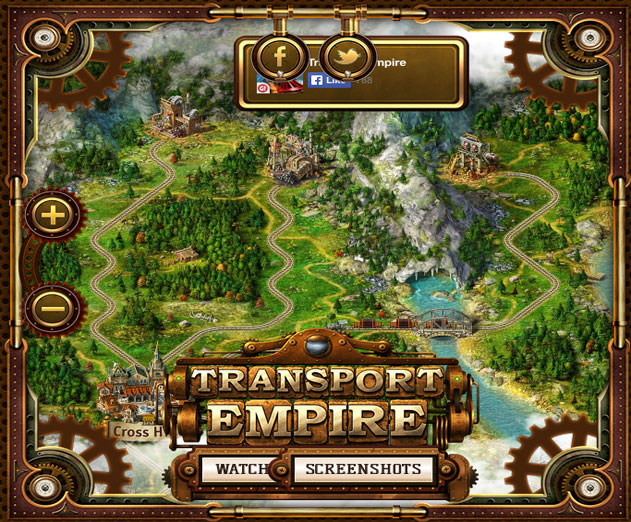 Game Insight Launches Transport Empire for Mobile Devices and Social Networks