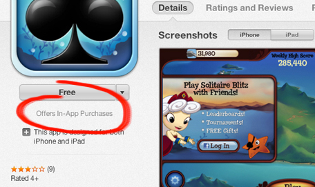 Freemium Apps could see less revenue with new Apple Change