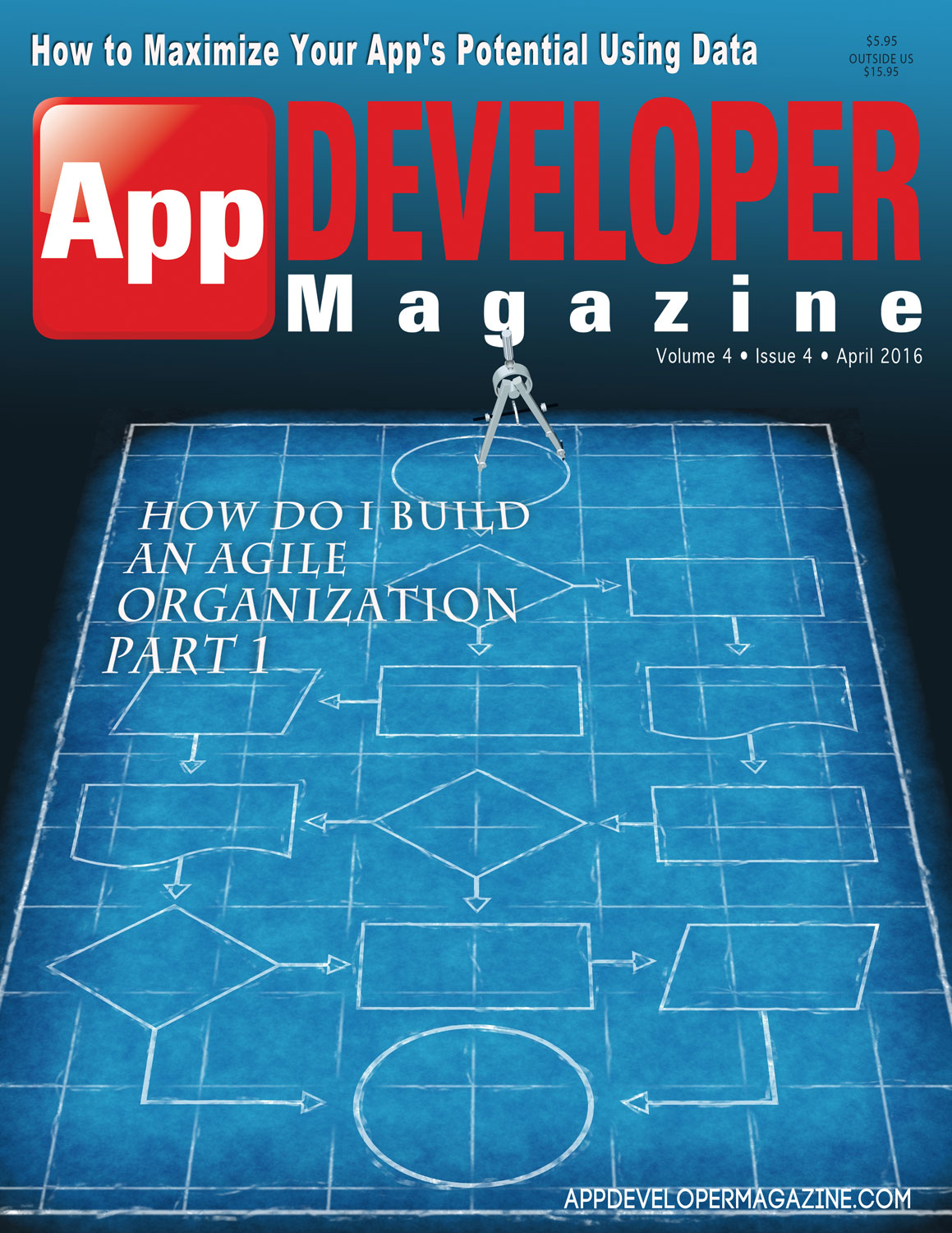Read App Developer Magazine April 2016 issue