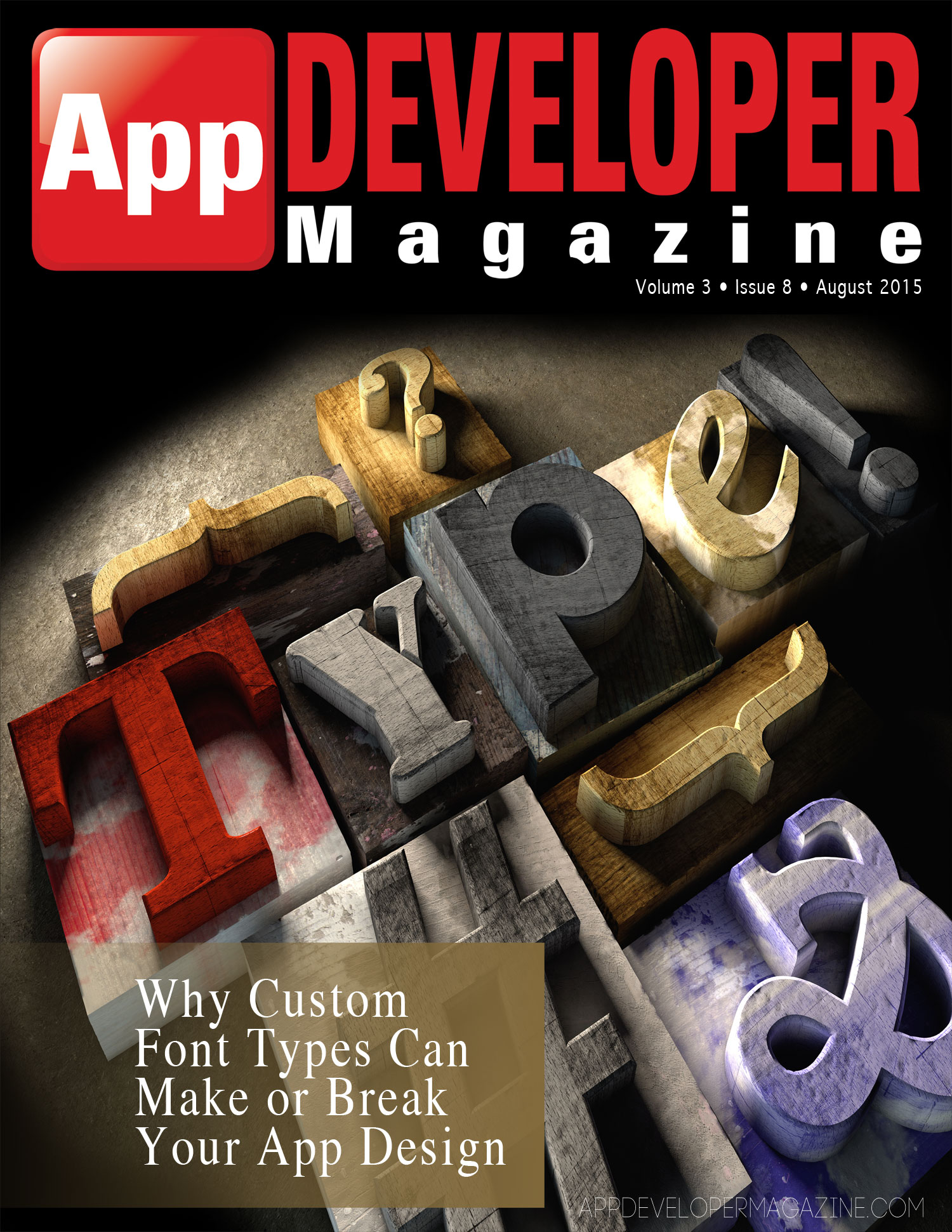 Read App Developer Magazine August 2015 issue