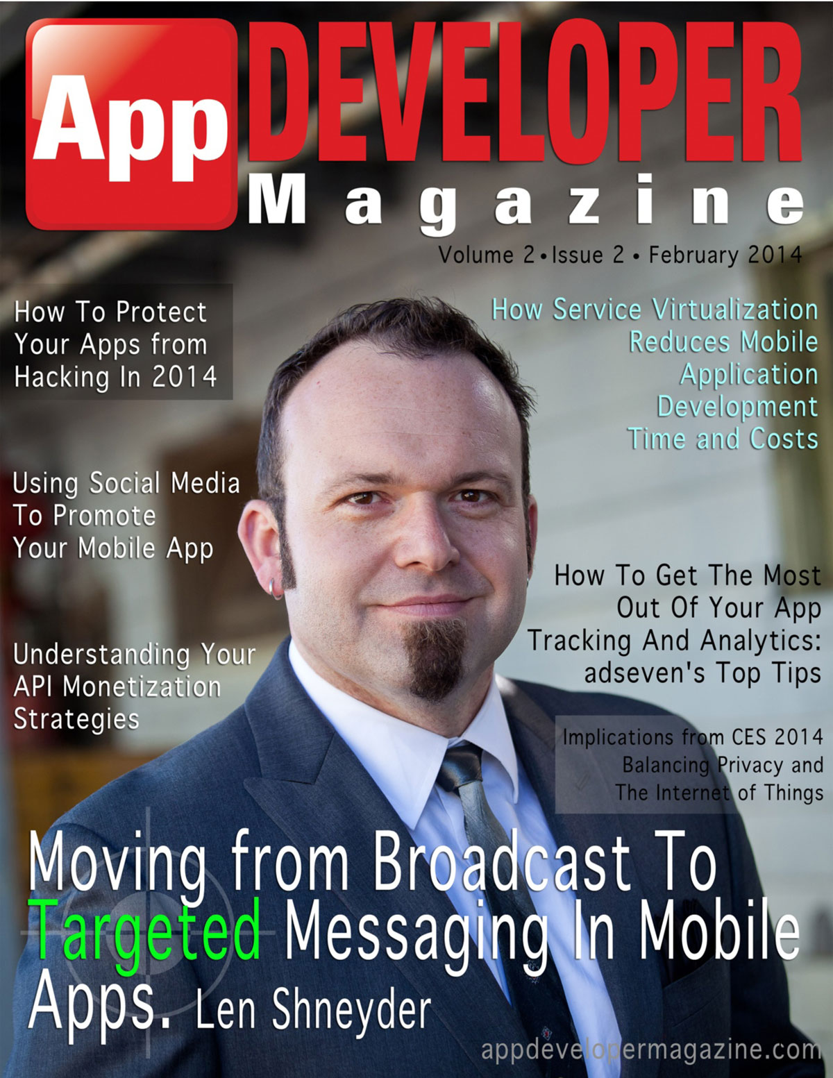 Read App Developer Magazine Feb14 issue