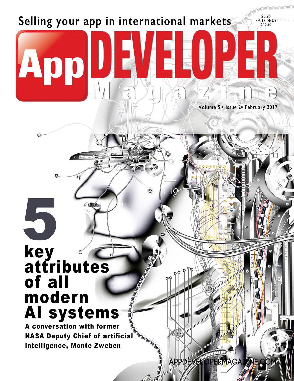 Read App Developer Magazine February 2017 issue
