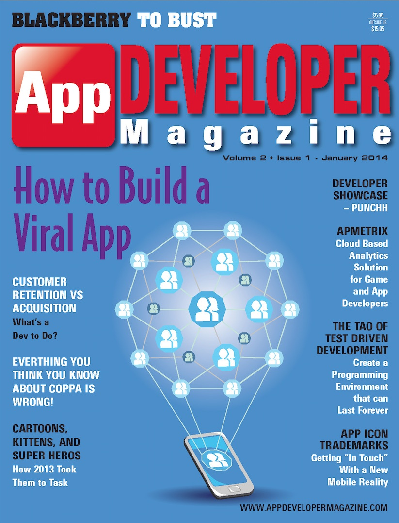 Read App Developer Magazine Jan14 issue