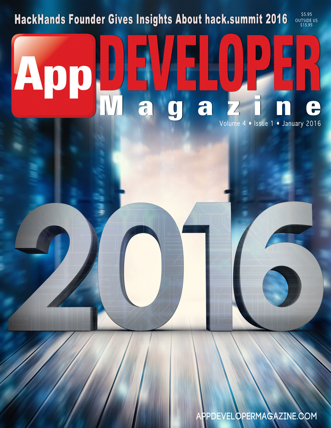 Read App Developer Magazine January 2016 issue