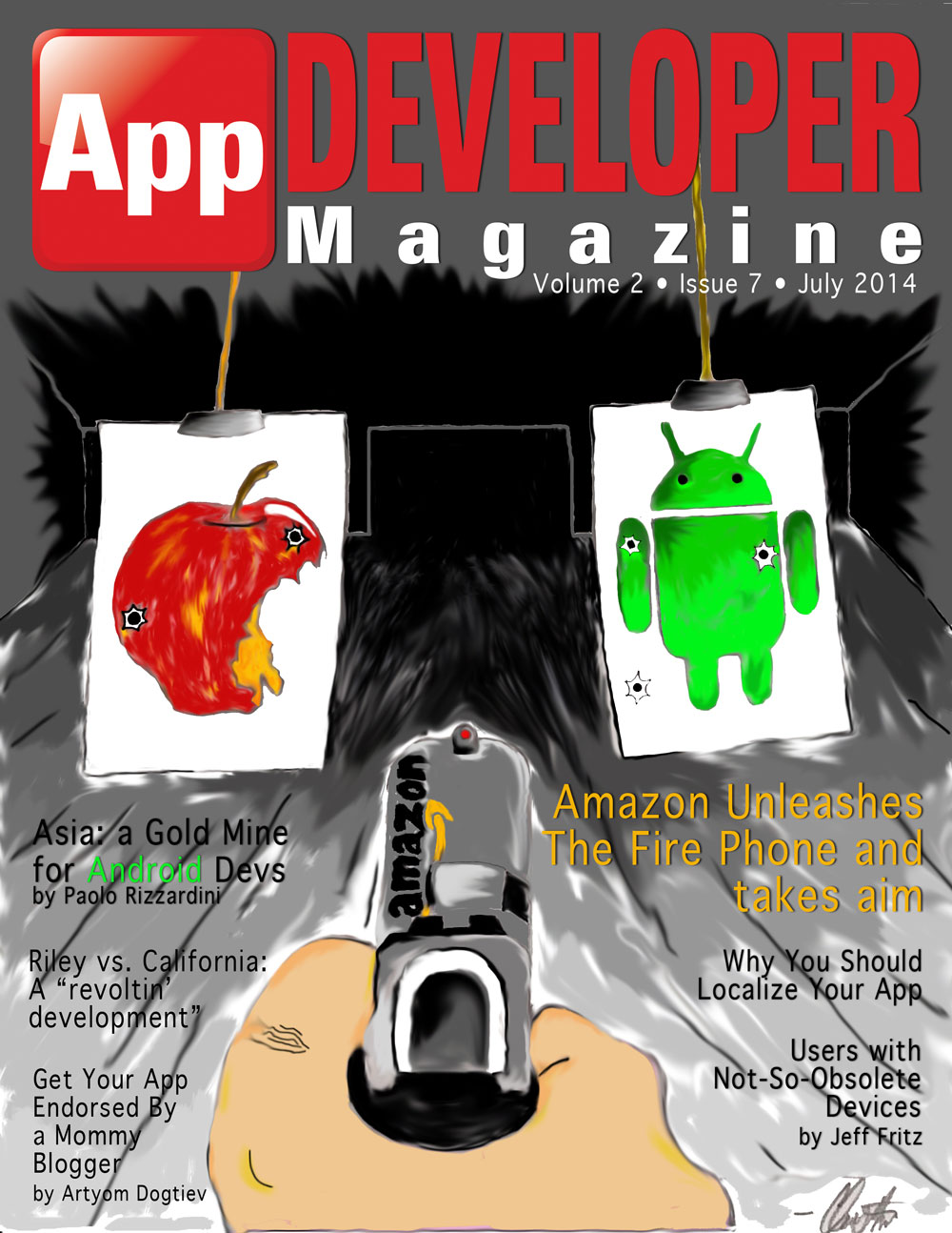 App Developer Magazine July 2014