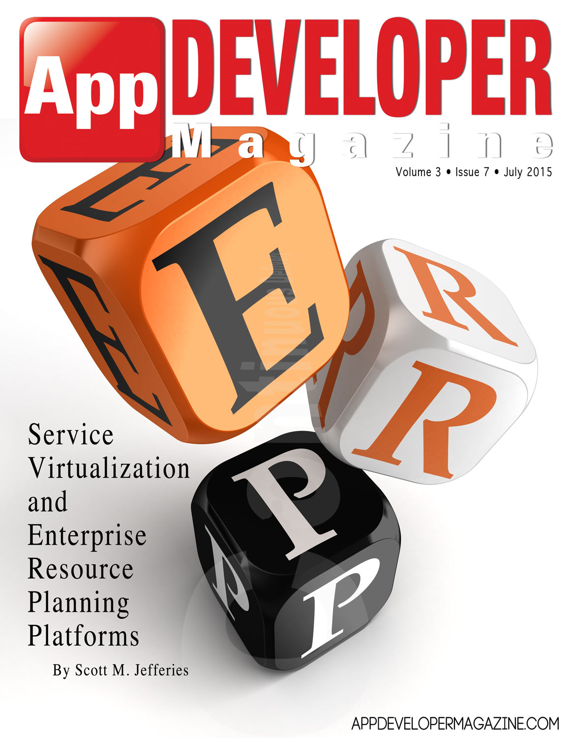 Read App Developer Magazine July 2015 issue