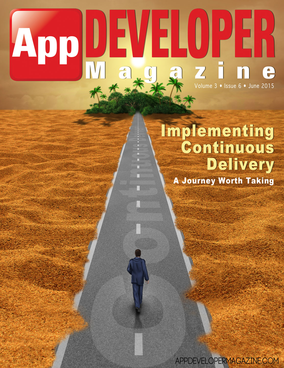 Read App Developer Magazine June 2015 issue