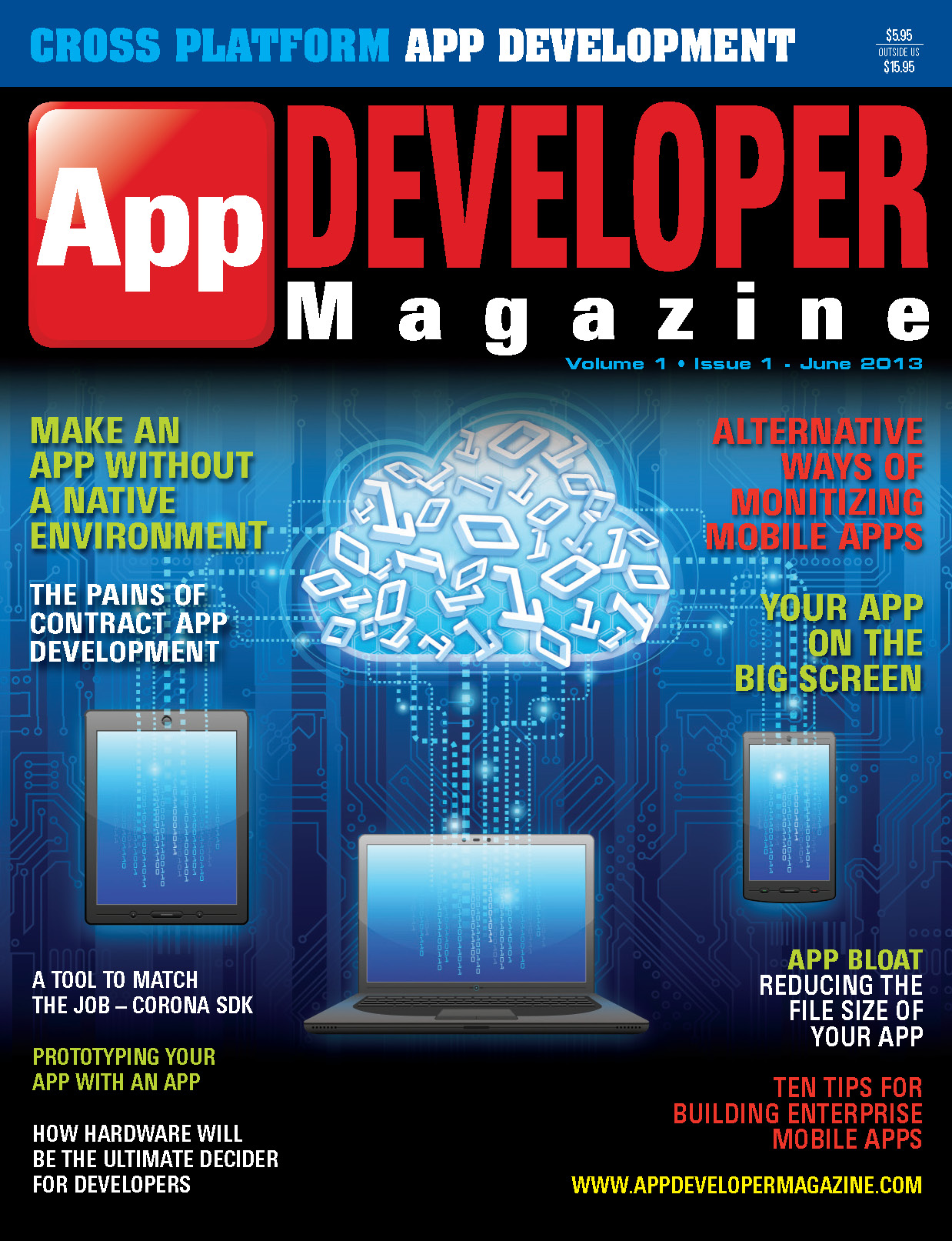 Read App Developer Magazine June13 issue
