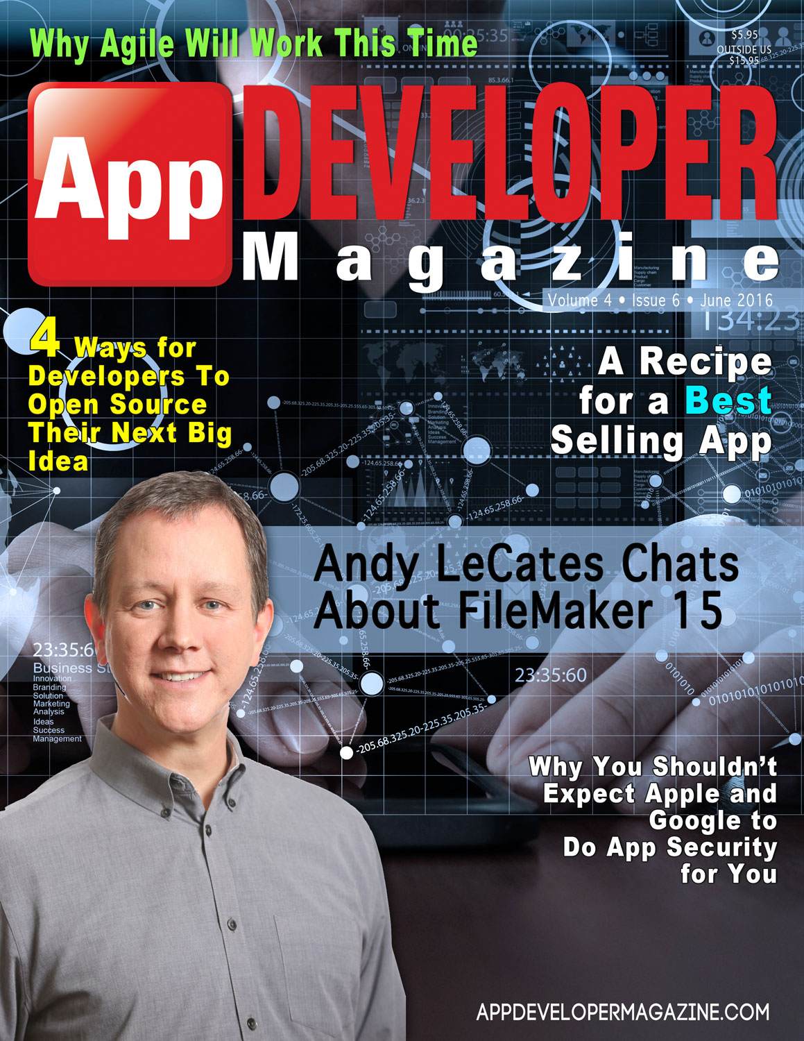 Read App Developer Magazine June 2016 issue
