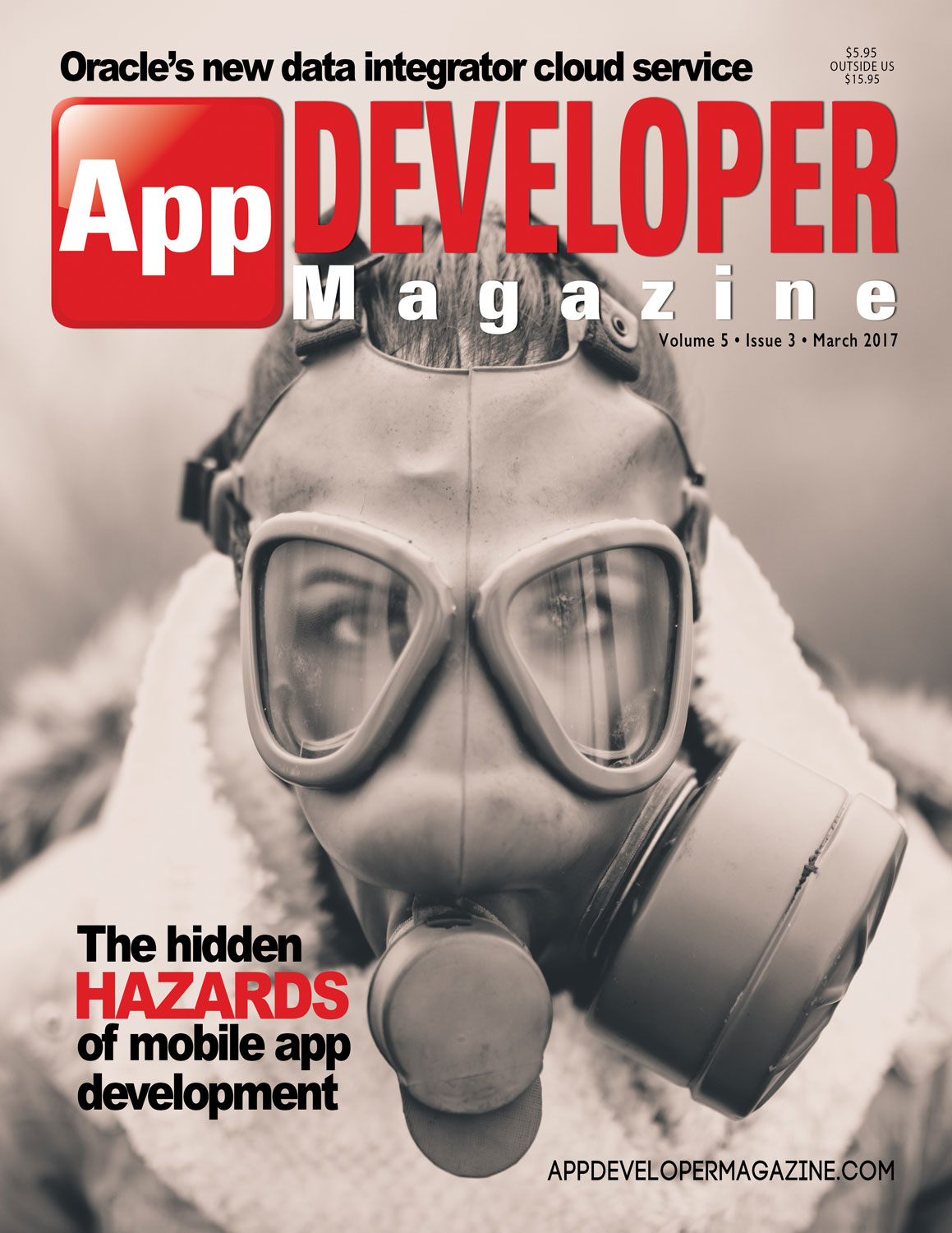 Read App Developer Magazine March 2017 issue