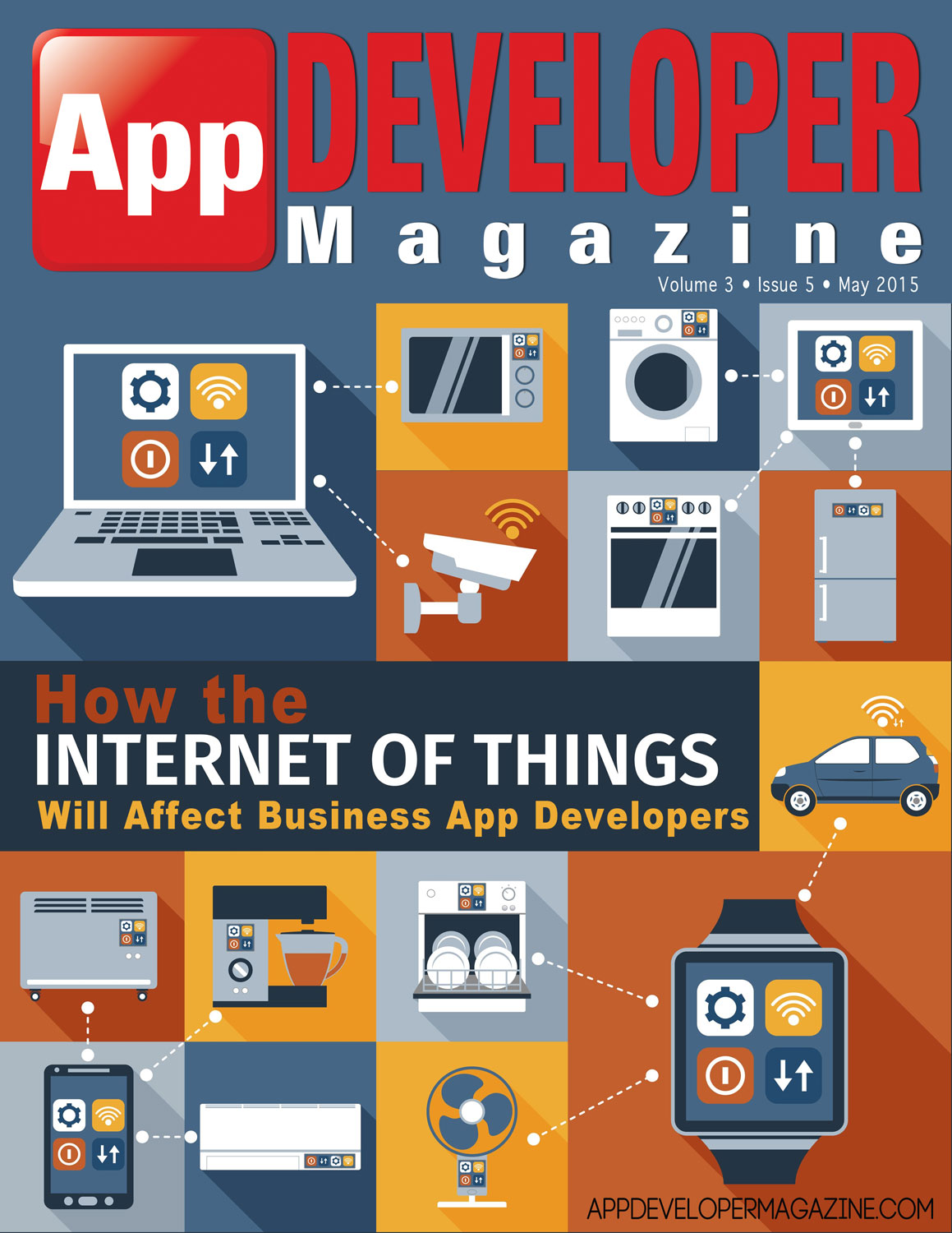 Read App Developer Magazine May 2015 issue