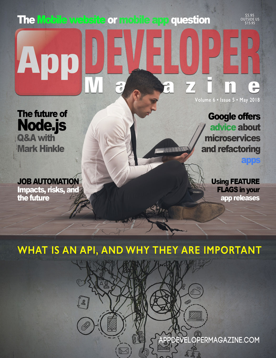 App Developer Magazine May 2018