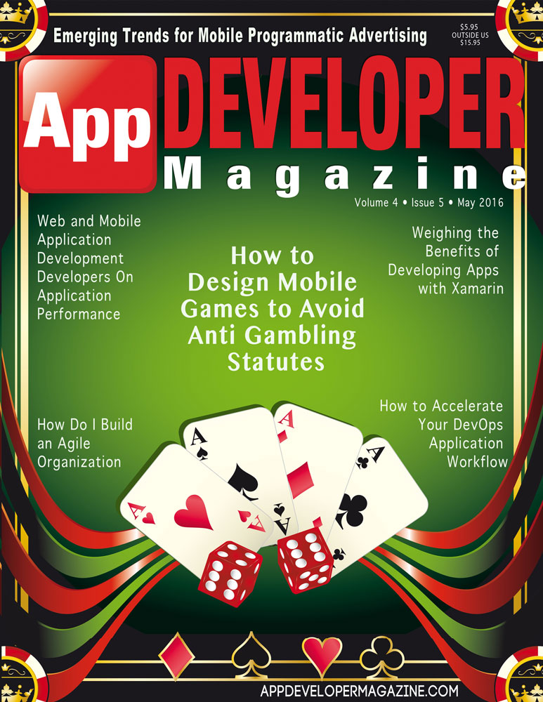 App Developer Magazine May 2016