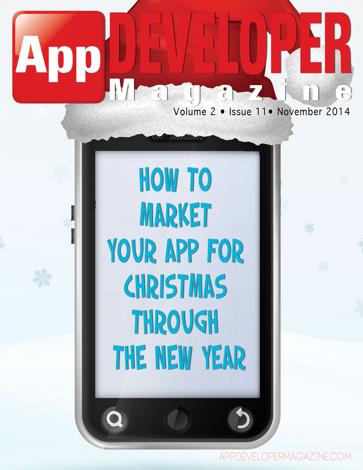 Read App Developer Magazine November 2014 issue