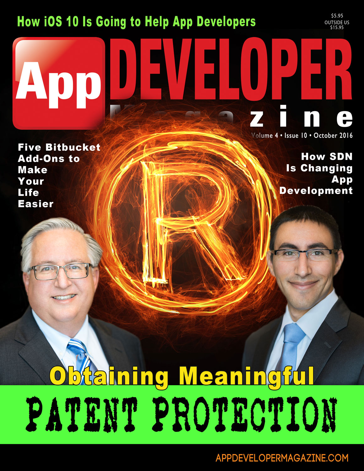 Read App Developer Magazine October 2016 issue