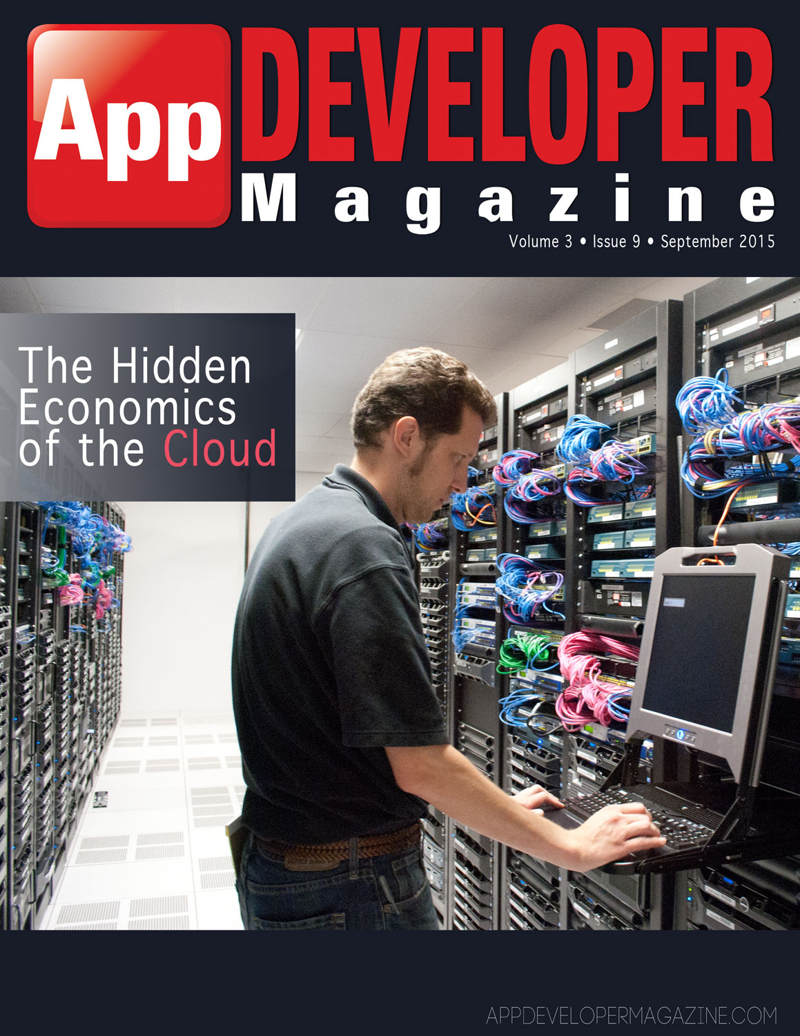 Read App Developer Magazine September 2015 issue