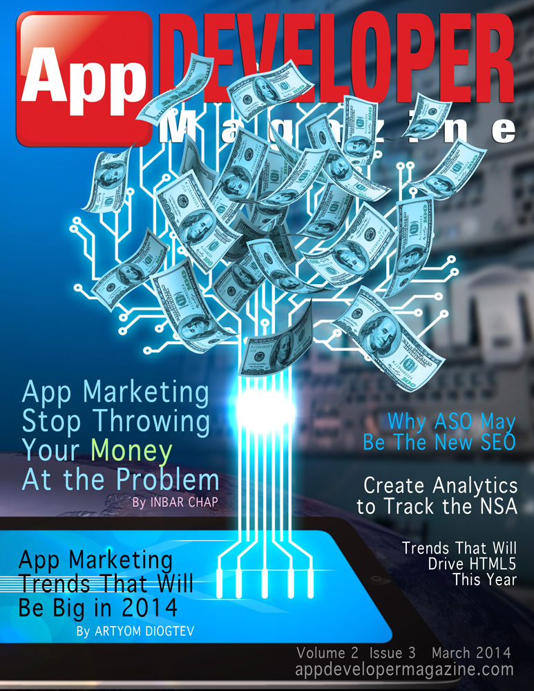 App Developer Magazine March 2014