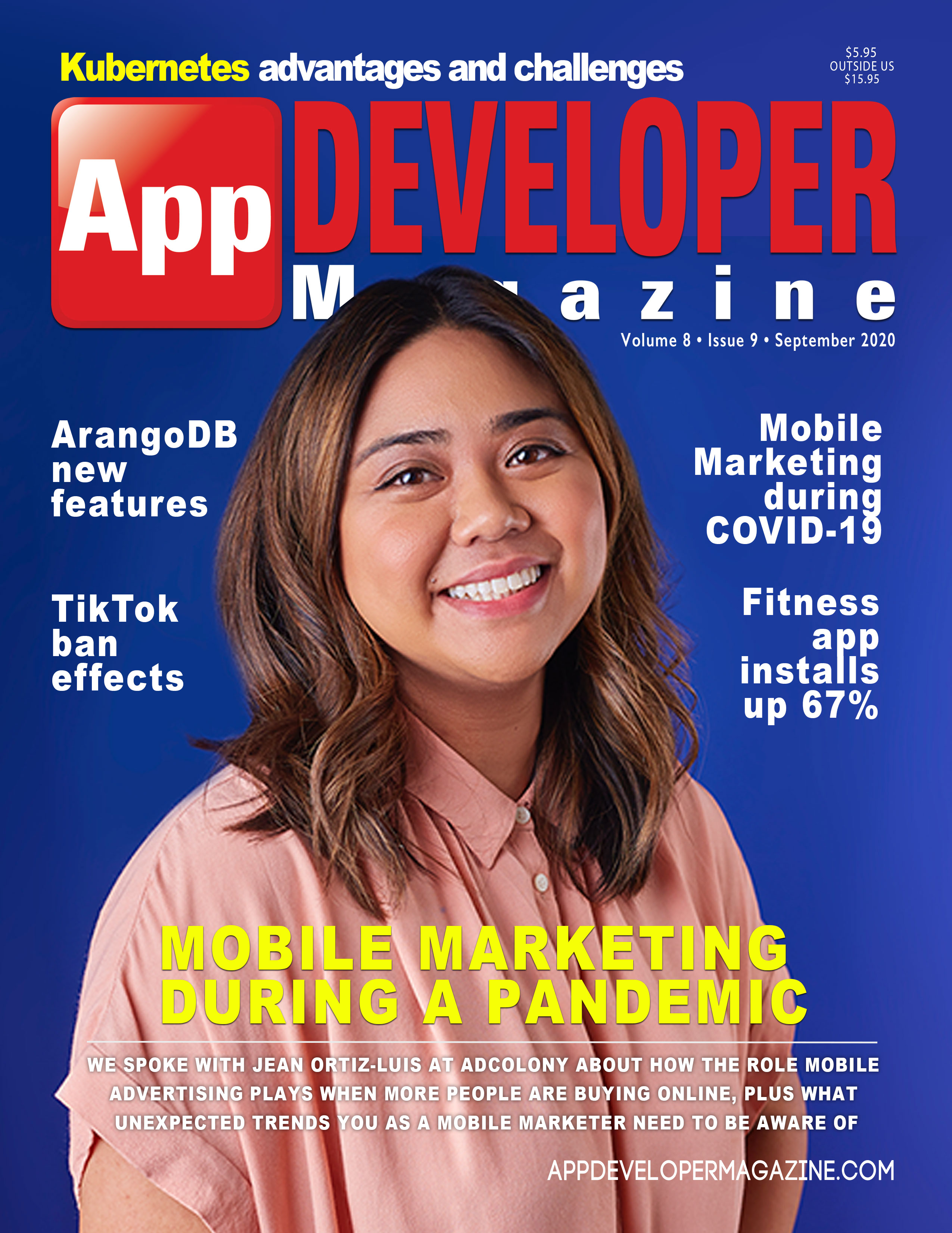 App Developer Magazine septemberfinalcover