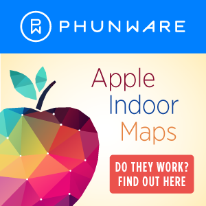 Phunware Apple Maps Site Wide