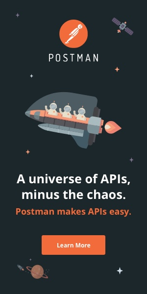 Postman sitewide