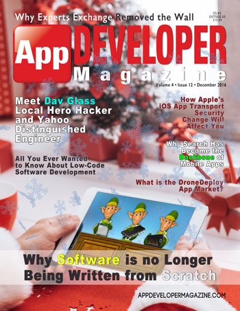 December 2016 Issue of App Developer Magazine