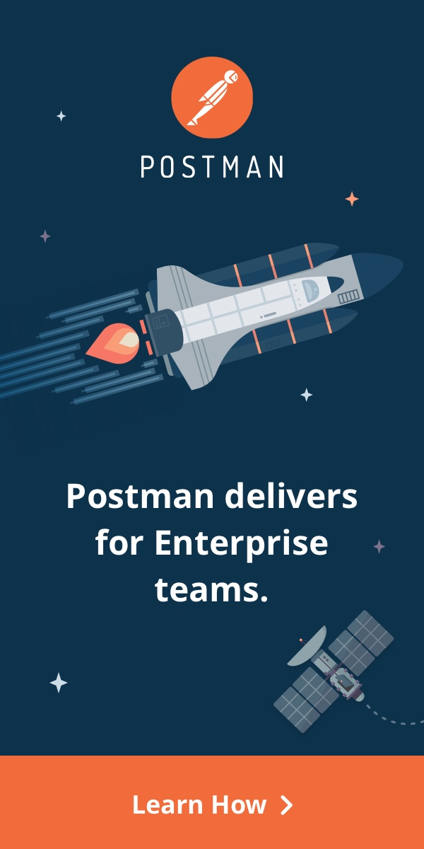 Postman sitewide enterpriseC