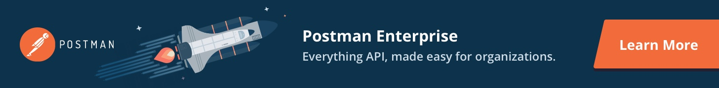 Postman leaderboard enterpriseA