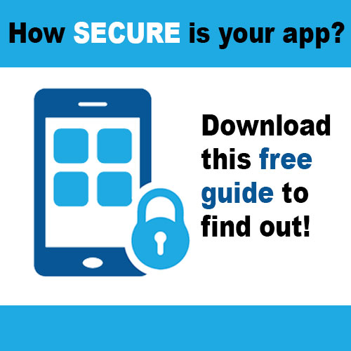 VASCO How secure is your app site wide