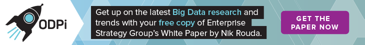 Linux Foundation BigData White Paper leaderboard