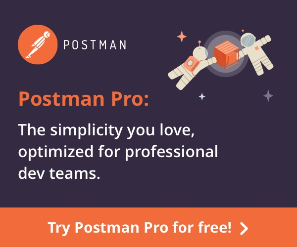 Postman sitewide proB
