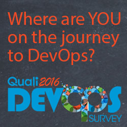 Quali DevOps Journey site wide