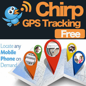 Chirp GPS Leaderboard