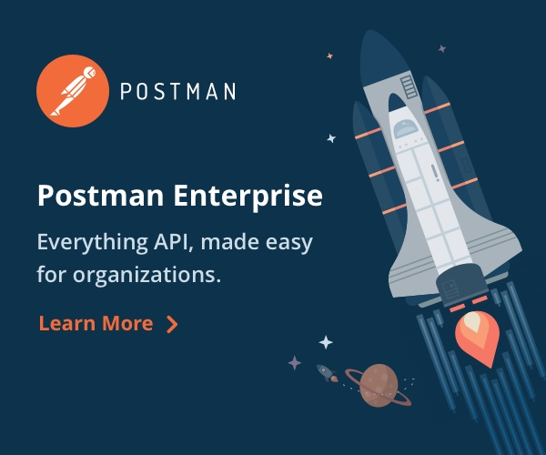 Postman sitewide enterpriseA