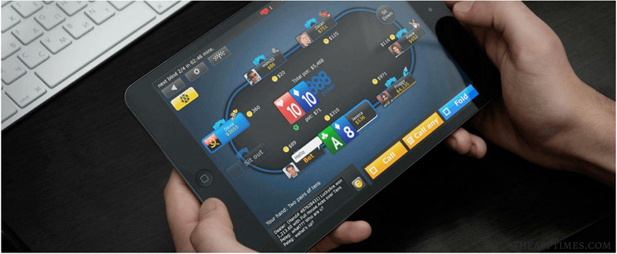 888 Poker App Tournaments Picture