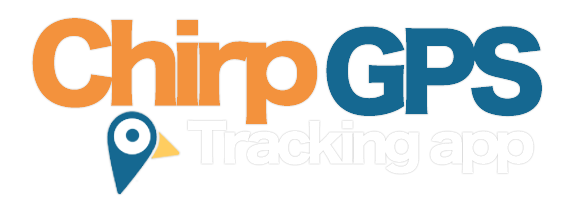 GPS tracker and locator Chirp GPS