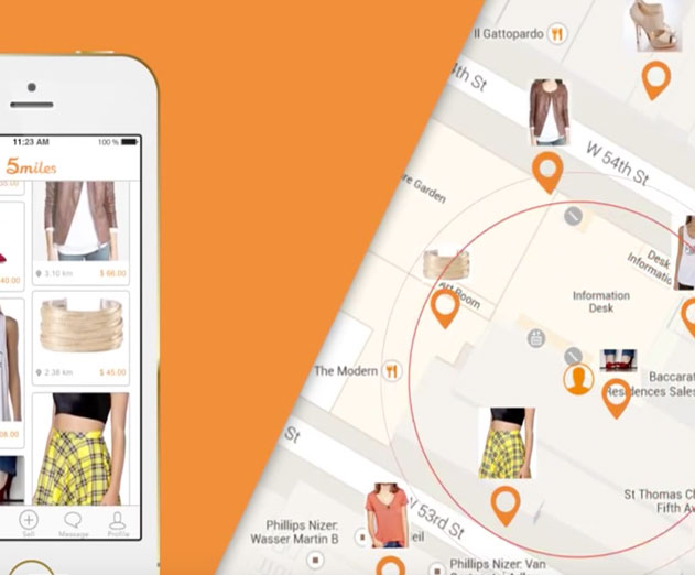 How the 5miles Mobile Marketplace App Leverages Location Aware Technology