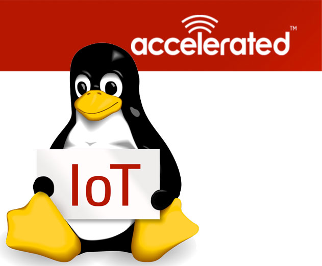 Accelerated Releases Embedded Linux Distribution for IoT