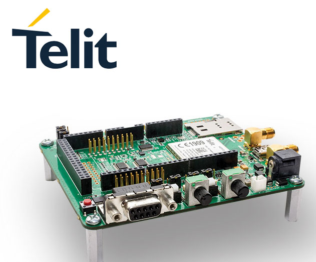 New Rapid IoT Development Kit from Telit Offers Built-in Cellular Connectivity