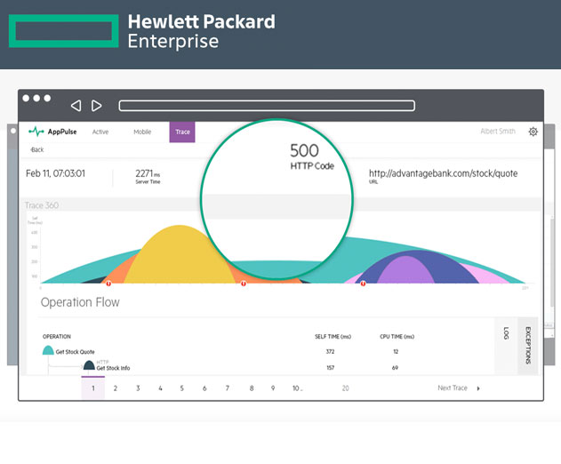 HPE Releases New AppPulse Trace Analytics Platform for App Performance Monitoring
