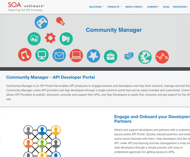 SOA Software Releases API Catalog for App Enterprise App Development