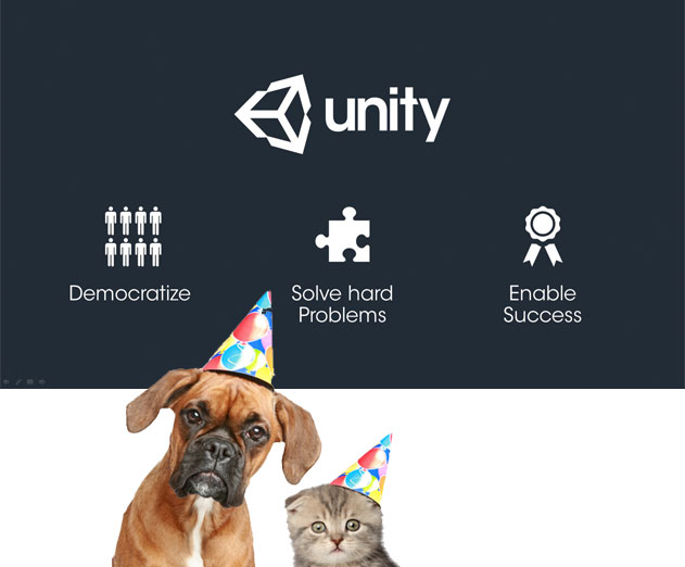 Unity Celebrates 10 Year Anniversary at Unite Europe 2015