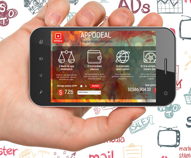 Appodeals Programmatic Ad Mediation Platform Now Offers Ad Effectiveness Analytics