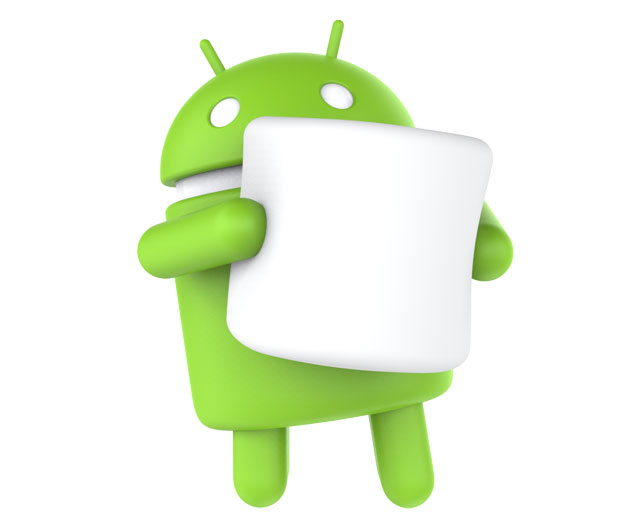 A is for Alphabet and Android M is for Marshmallow