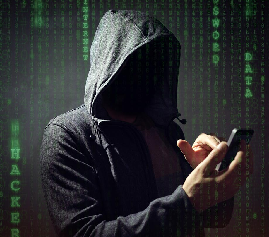 Avoid mobile cybersecurity threats by checking the source