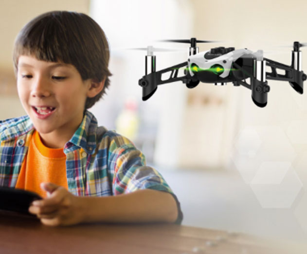 Learn to code and fly a drone for $99 bucks