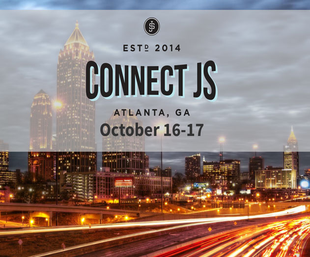 Connect.js Conference Will Dive Deep Into Web Technologies in October