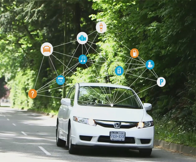 IoT connected car market research